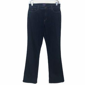 NYDJ High Rise Boot Cut Lift Tuck Technology Jeans